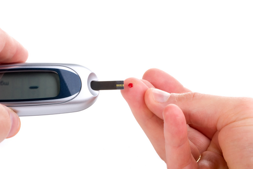 caring for a diabetic